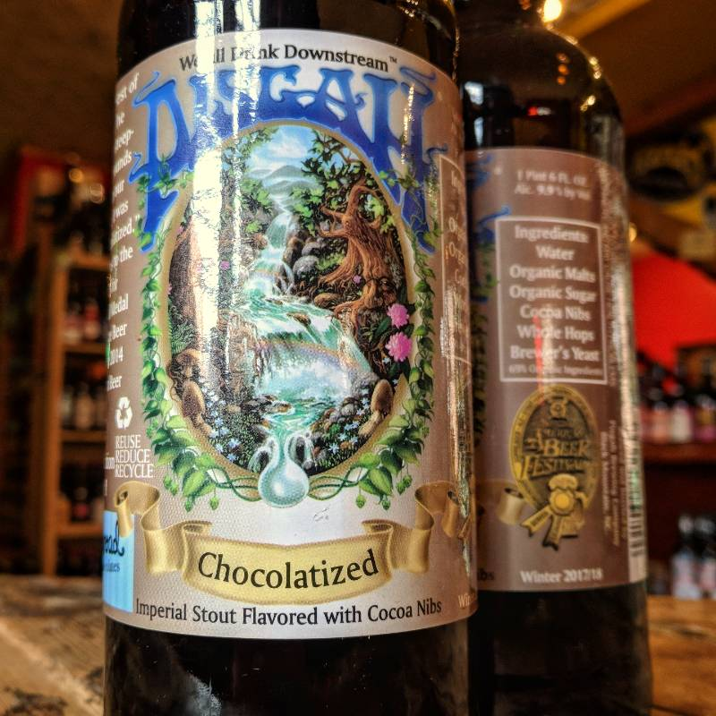 Pisgah 'Chocolatized' Imperial Stout 22oz