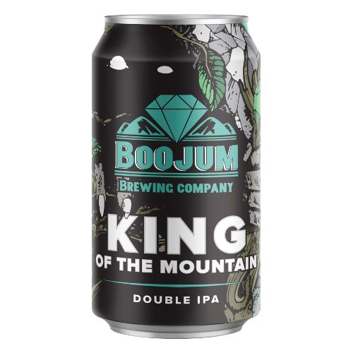 Boojum 'King of the Mountain' Double IPA 12oz Sgl (Can)
