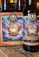 Double Barley 'Sparkkys' Coffee Chocolate Milk Stout 12oz Sgl