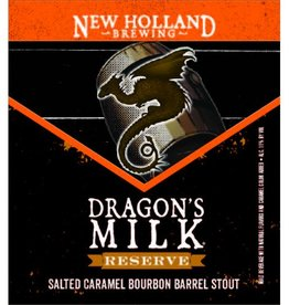 New Holland 'Dragon's Milk Reserve - Salted Caramel' Bourbon Barrel Stout 12oz Sgl