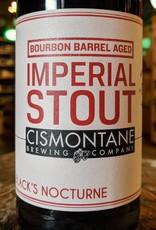 Cismontane 'Blacks Nocturne Batch #3' Bourbon Barrel Aged  Imperial Stout 500ml