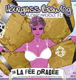 Hourglass 'La Fée Dragée 2017' Dark Belgian Christmas Stout 750ml