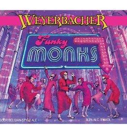 Weyerbacher 'Funky Monks' Sour Belgian-Style Ale 12oz Sgl