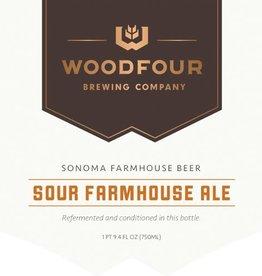 Woodfour 'Sour Farmhouse Ale' 375ml Sgl