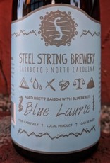 Steel String 'Blue Laurie' Brett Saison w/ Blueberry 500ml