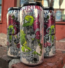 Burial 'Ceremonial Session IPA' Dry-hopped w/ Simcoe and Mosaic Lupulin Powder 16oz Sgl (Can)