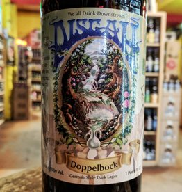Pisgah 'Doppelbock' German Style Dark Lager 22oz