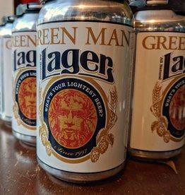 Green Man Green Man 'Lager' 12oz Sgl (Can)