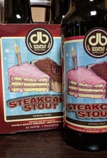 Double Barley 'Steakcake' Imperial Stout 12oz Sgl
