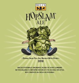 Bell's 'Hopslam' Double IPA w/ Honey 12oz Sgl (Can)