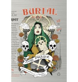Burial 'The Prayer' Belgian Blonde w/ Mangoes & Honey 16oz Sgl (Can)