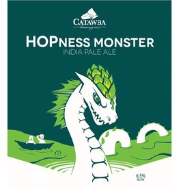 Catawba Brewing Co. 'HOPness Monster' IPA 16oz (Can)