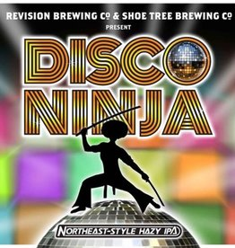Revision 'Disco Ninja' North East-Style Hazy IPA 16oz Sgl (Can)
