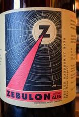 Zebulon Artisan Ales 'Raspberry Petite Sour For Tobe Hooper' 750ml