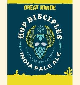 Great Divide 'Hop Disciple' Single Hop IPA 12oz Sgl (Can)
