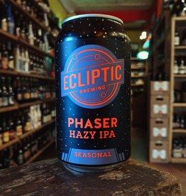 Ecliptic 'Phaser' Hazy IPA 12oz Sgl (Can)