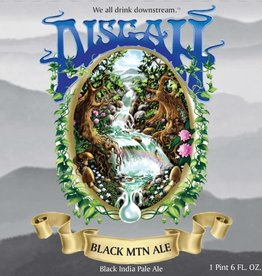 Pisgah Brewing Co. 'Black Mtn Ale' Black IPA 22oz