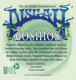 Pisgah Brewing Co. Cosmos' Belgian-Inspired Baltic Porter 750ml