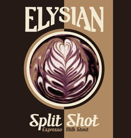 Elysian 'Split Shot' Espresso Milk Stout 12oz Sgl