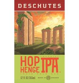 Deschutes 'Hop Henge' Experimental IPA 12oz Sgl