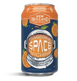 New Holland 'Tangerine Space Machine' New England-Style IPA 12oz Sgl (Can)
