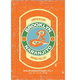 Brooklyn 'Naranjito' Orange Pale Ale 12oz Sgl