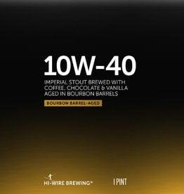 Hi-Wire 'Barrel Aged 10W-40' Imperial Stout 16oz Sgl (Can)