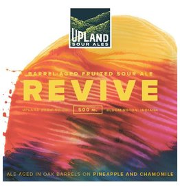 Upland 'Revive' Barrel-aged Fruited Sour Ale 500ml
