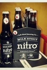 Left Hand Left Hand 'Milk Stout Nitro' 16oz Sgl (can)