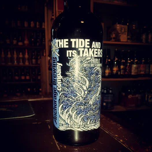 Anchorage Anchorage 'Tide and It's Takers' 750mL