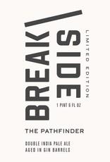 Breakside 'Pathfinder' Double IPA aged in Gin Barrels 22oz