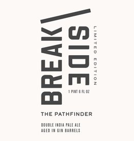 Breakside 'Pathfinder' Double IPA aged in Gin Barrels 22oz