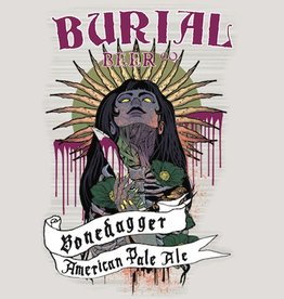 Burial 'Bonedagger' American Pale Ale 12oz Sgl (Can)