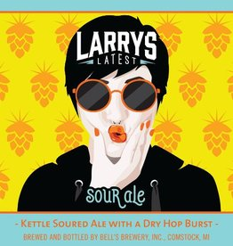 Bell's Brewery 'Larrys Latest' Sour Ale 16oz (Can)