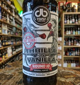 Double Barley 'Thrilla in Vanilla - Round 10' Peppermint Patty Imperial Porter 22oz