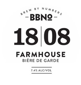Brew By Numbers '18/08' Farmhouse Biere de Garde 750ml