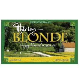 Thiriez 'Blonde' Dry-hopped French Farmhouse Ale 750ml