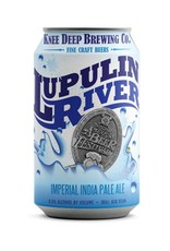 Knee Deep 'Lupulin River' Imperial IPA 12oz (Can)
