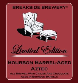 Breakside 'Bourbon Barrel-aged Aztec Ale' 22oz