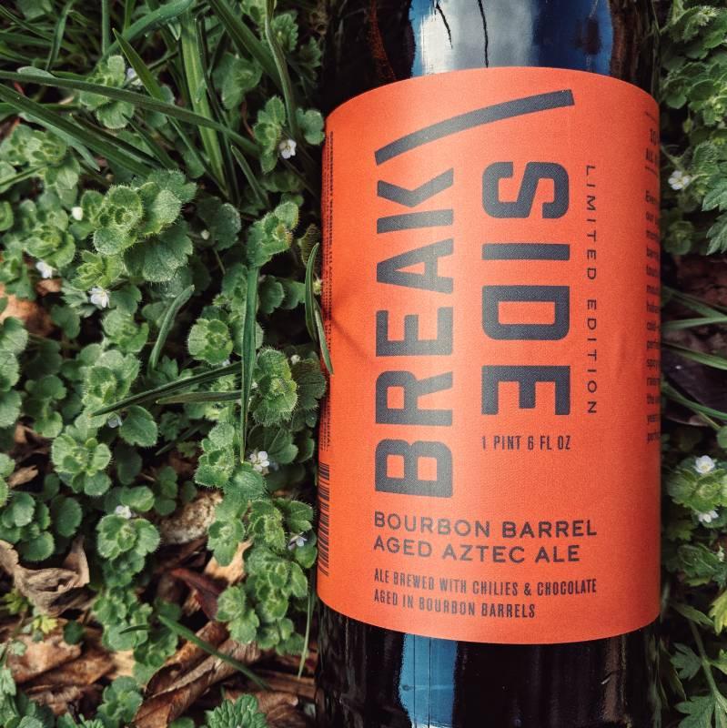 Breakside 'Bourbon Barrel-aged Aztec Ale' 22oz