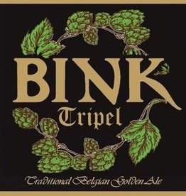 Kerkom 'Bink tripel' Traditional Belgian Golden Ale 750ml