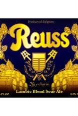 Kerkom 'Reuss' Lambic Blend Sour Ale 750ml