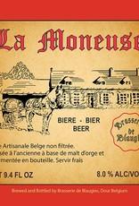 Blaugies 'La Moneuse' Unfiltered Farmhouse Ale 750ml