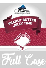 Catawba 'Peanut Butter Jelly Time ' FULL CASE (16oz - Box of 24)