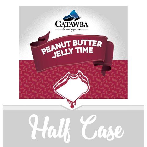 Catawba 'Peanut Butter Jelly Time ' HALF CASE  (16oz - Box of 12)