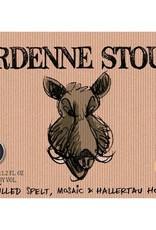 Bastogne 'Ardenne Stout' 11.2oz Sgl