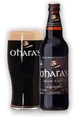 Carlow 'O'hara's Irish Stout' 11.2oz Sgl
