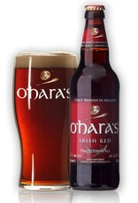 Carlow 'O'hara's Irish Red' Ale 11.2oz Sgl