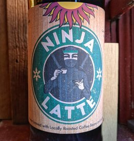 Asheville Brewing 'Ninja Latte' Porter 22oz