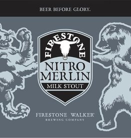 Firestone Walker 'Nitro Merlin' Milk Stout 12oz Sgl (Can)